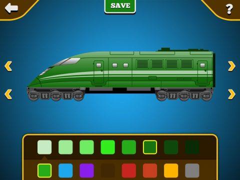 Build a train 2