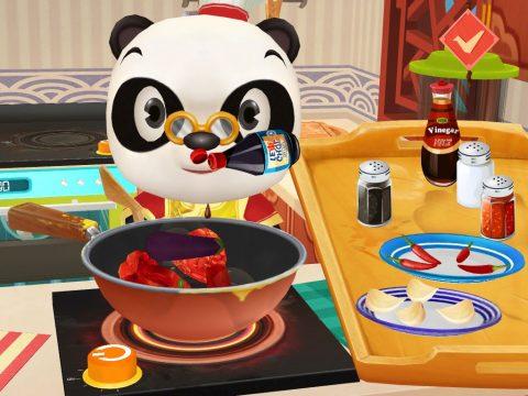Dr Pandas Restaurang Asien