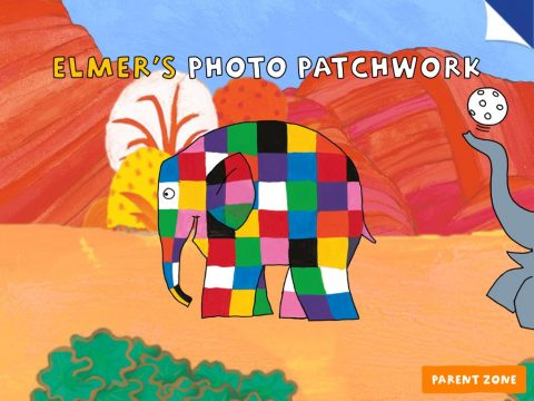 Elmer's Photo Patchwork