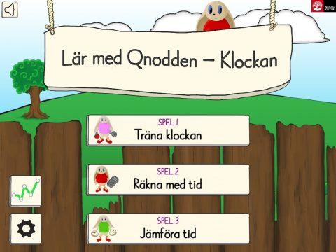 Lär med Qnoddarna