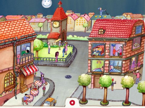 Lilla Staden