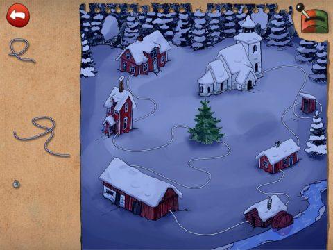 Tänd julbelysningen