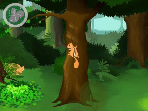 Piiig Skogsutforskaren