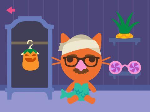 Sago Mini Bebisar klär ut sig