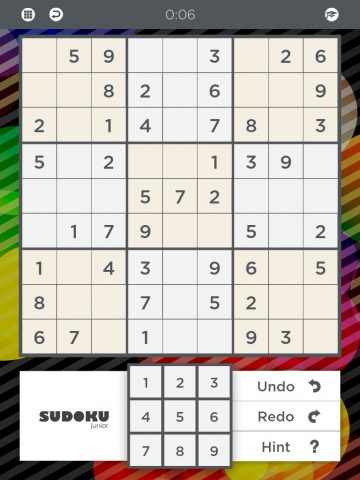 Sudoku för vuxna